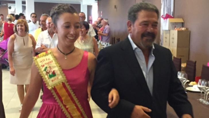 Abierto el plazo para presentarse a madrina de San Cristóbal de Buñol