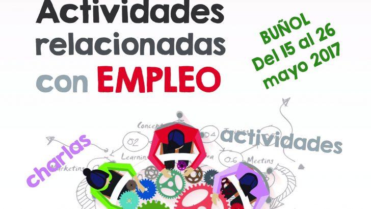 Buñol organiza unas jornadas para fomentar el empleo en la localidad