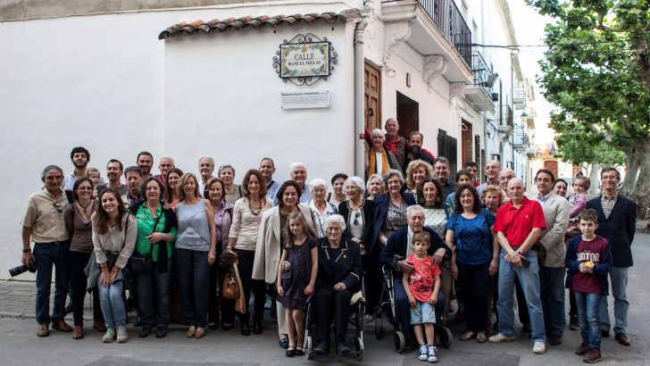 """Macastre recupera la esencia de la """"Reinaixença"""" de la mano del escritor Jaime Millás"""
