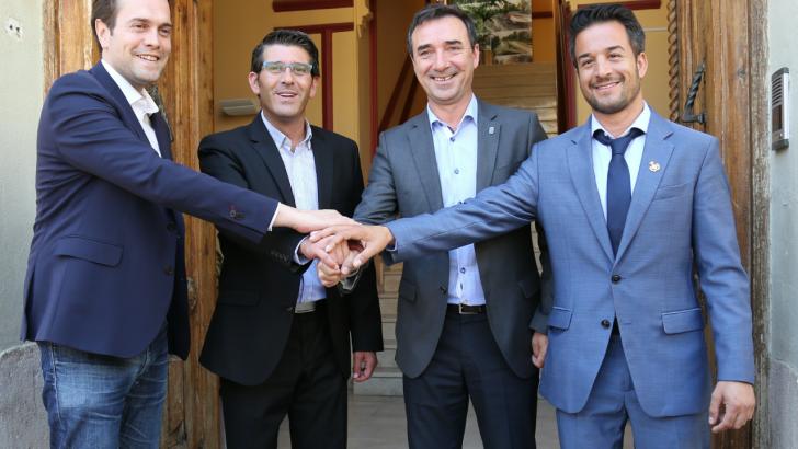 Cheste, Riba-roja y Loriguilla ponen en marcha la estrategia de desarrollo industrial conjunta