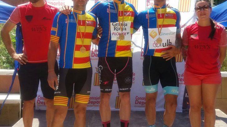 José Arce gana el II Trofeo de Ciclismo Villa de Buñol