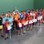 Valenciano Natación y Portacoeli triunfan en el frontón de Cheste