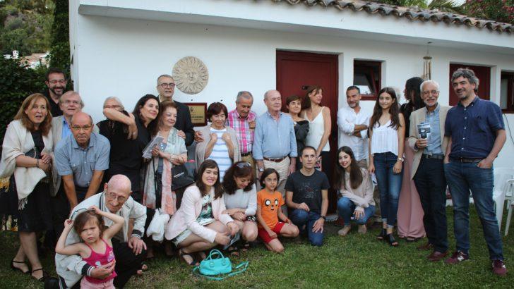 Macastre rinde homenaje a Joaquín Blesa víctima del nazismo