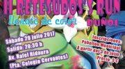 La II Retesudo's Run llega el 29 de julio a Buñol