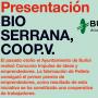 Se presenta en la Sala Raga de Buñol el proyecto Bio Serrana Coop.V.