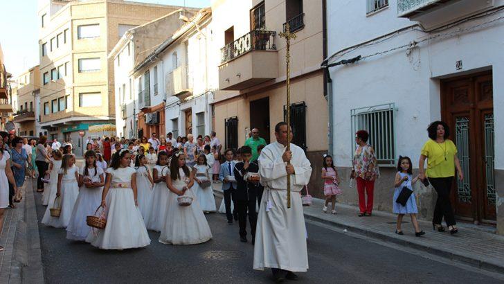 La procesión del Corpus en imágenes