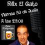 Félix El Gato llega este viernes a Alborache con mucho humor