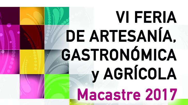Macastre celebra la VI Feria de Artesanía, Gastronomía y Agrícola este fin de semana
