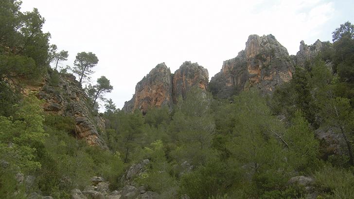 Senderismo: Hondo Fresnal -Barranco Quixal