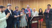 Juncal Carrascosa es investida como nueva alcaldesa de Buñol