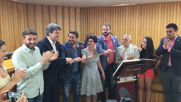 Juncal Carrascosa es investida como nueva alcaldesa de Buñol #Junio2017