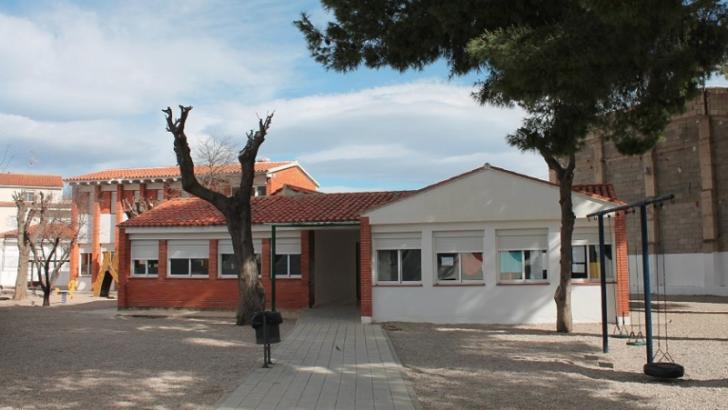 Macastre recibirá de Diputación 85.000 euros para mejorar la eficiencia energética del colegio 9 de Octubre