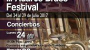 El programa de conciertos del III Festival Internacional de Metales de Buñol