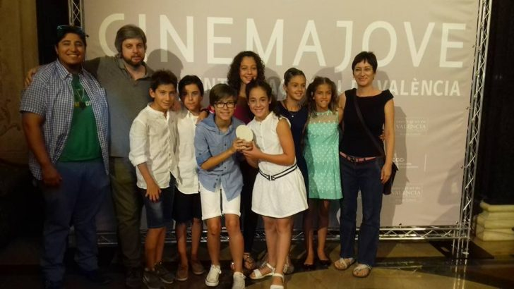 El Colegio Pintor Sorolla de Yátova logra el primer premio en el Festival Cinema Jove