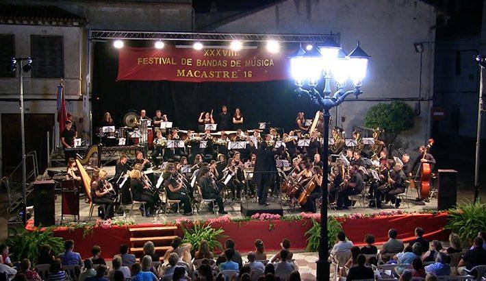 El pregón y el Festival de Bandas inaugurarán oficialmente las fiestas de Macastre