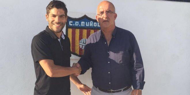 Álvaro del Moral seguirá esta temporada en el CD Buñol