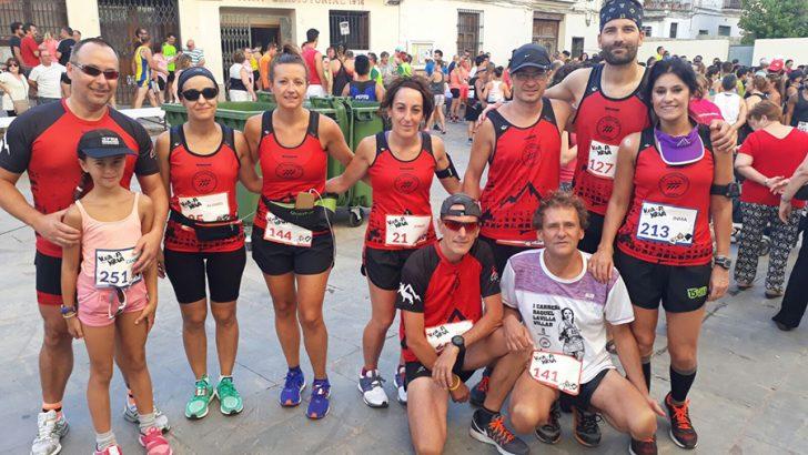 """Yátova celebra la """"V Vuelta a Pie"""""""