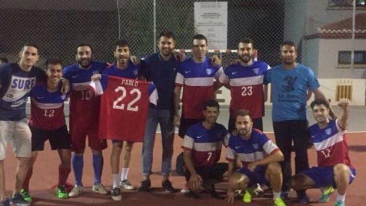 Resultados de las finales de la Liga de Verano de Fútbol Sala 2017