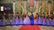 La presentación de la Reina de las Fiestas, en imágenes