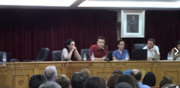 El PSOE de Chiva, al descubierto