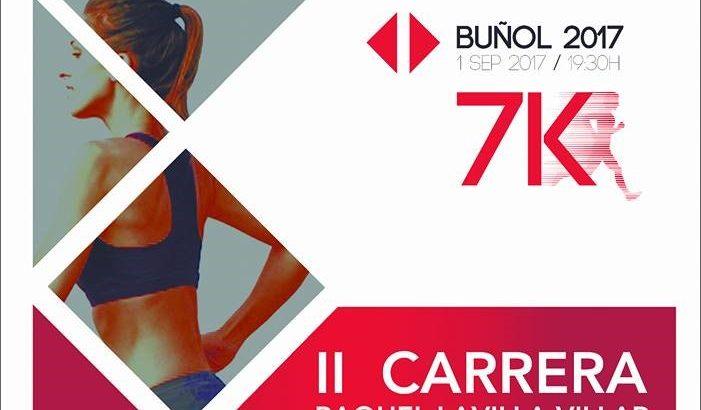 Se abre el plazo de inscripción para la II Carrera Raquel Lavilla Villar de Buñol
