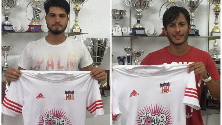 El CD Buñol incorpora a dos nuevos jugadores