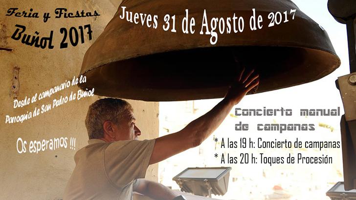 Mestres Campaners de Valencia darán un concierto manual de campanas el jueves