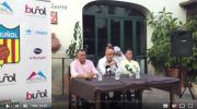 Presentación Proyecto C.D. Buñol (vídeo)