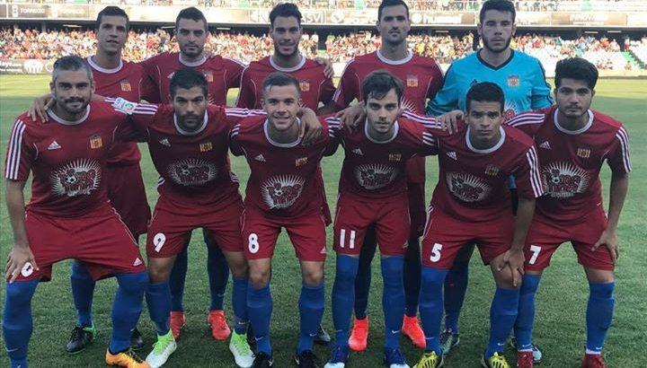 El CD Buñol cae 3 a 1 ante el Castellón