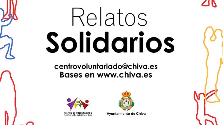 Nueva edición del Concurso de Relatos Solidarios Juvenil en Chiva