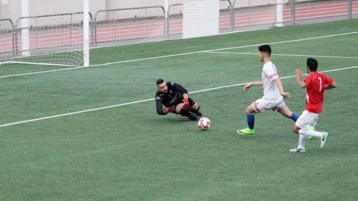 El CD Buñol logra el primer punto de la temporada ante el Atlético Levante