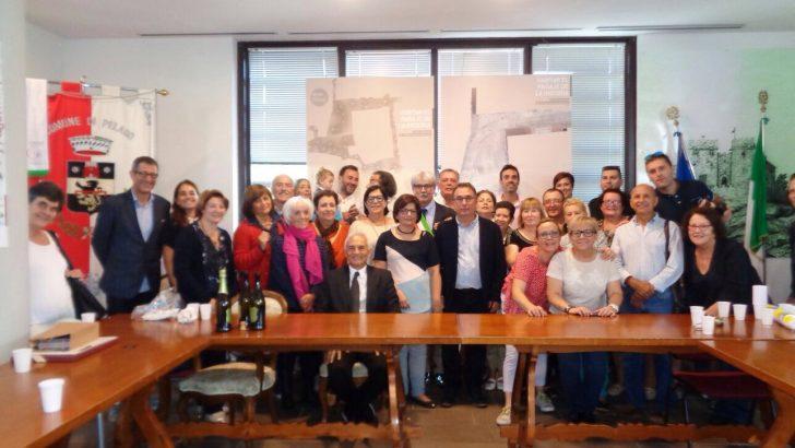 Yátova se hermana con el municipio florentino de Pelago