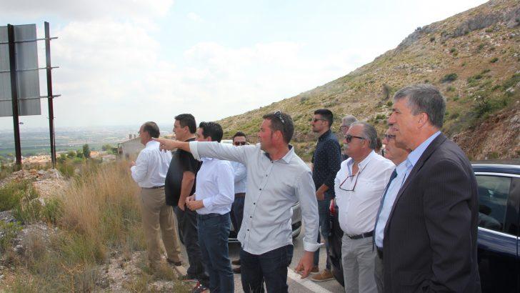 Chiva muestra al Consell y al Puerto de Valencia su propuesta para una ZAL de 10 millones de metros cuadrados