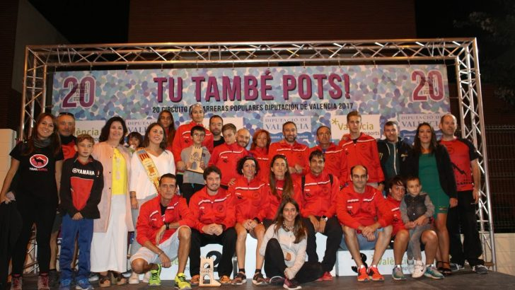 La XXII Carrera Tomatina Buñol 2017 concluye con nota