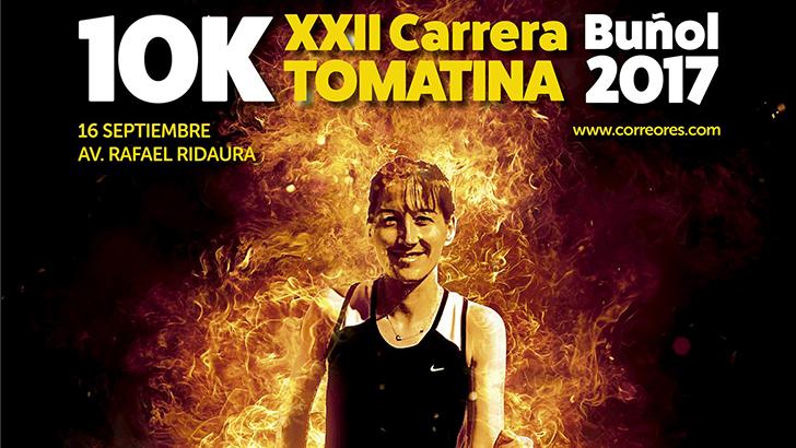 Recta final para la XXII 10K Carrera Tomatina 2017