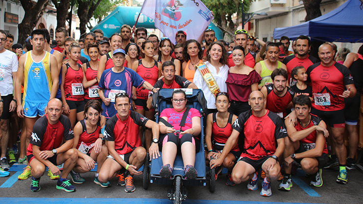 La II Carrera Raquel Lavilla reúne a 260 corredores