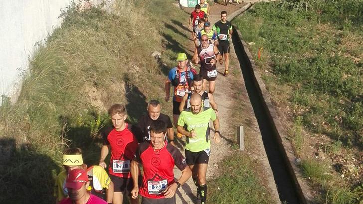 """El """"I Yátova Trail"""" reúne a casi 400 participantes"""