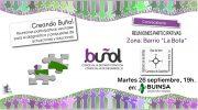"""Creando Buñol arranca sus reuniones vecinales con el """"Barrio la Bota"""""""