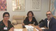 Reunión de coordinación entre la alcaldesa de Buñol y la Generalitat Valenciana por la situación del Centro de Menores