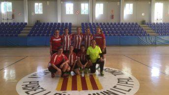 El CFS Sporting Buñol femenino logra la victoria ante el Arcadi (3-0)