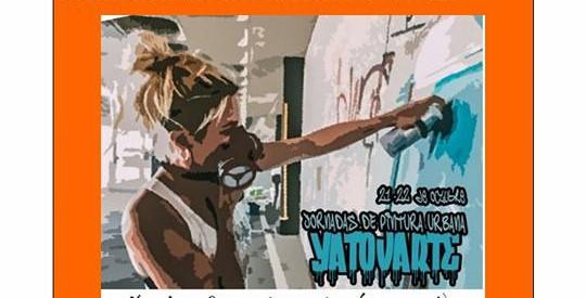 Las jornadas de pintura urbana llegan a Yátova este fin de semana