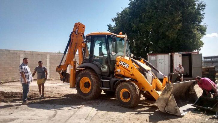 Comienzan las obras de construcción del edificio Multifuncional en Macastre