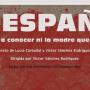 """A la venta las entradas para la representación en Buñol: """"A España no la va a conocer ni la madre que la parió"""""""