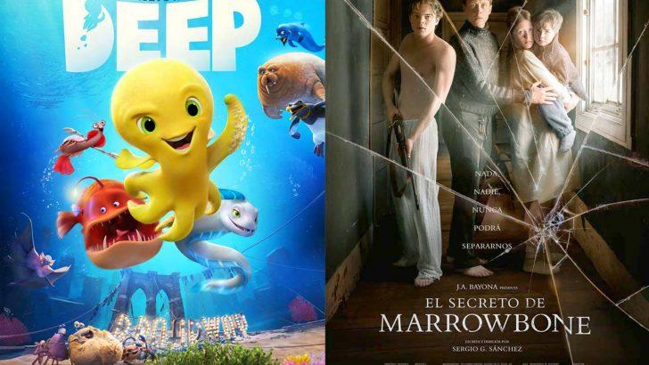 El secreto de Marrowbone y Deep este fin de semana en cine Palacio