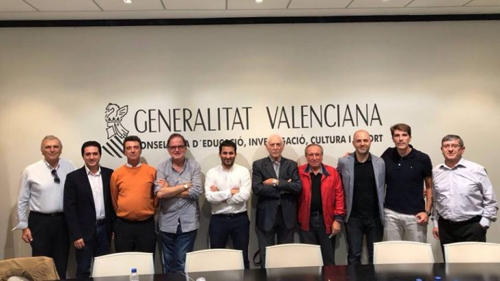Marzà se reúne con la FSM de Buñol-Cullera-Llíria