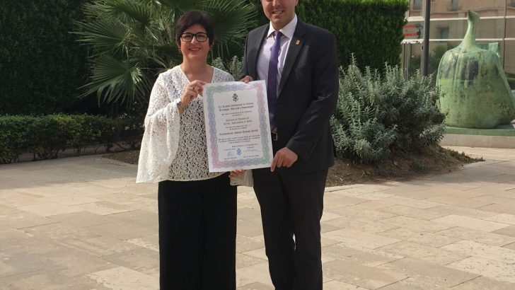 Buñol premiado por su promoción del turismo de interior