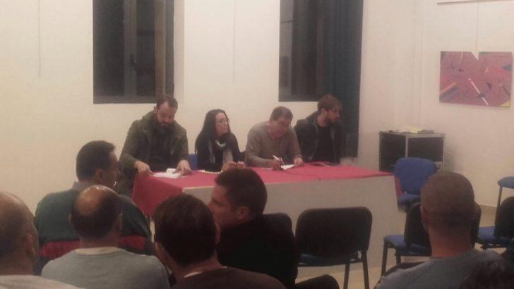 Los socios del CD Buñol crean un equipo de trabajo para intentar solucionar la crisis abierta