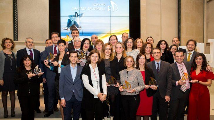 El Hospital de Manises, Premio Empresa Saludable en la categoría Healthy Minds