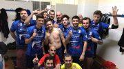 El sénior del Club Balonmano Buñol se coloca líder en solitario