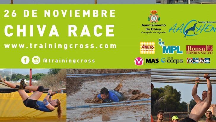 La carrera de obstáculos Chiva Race llega este domingo